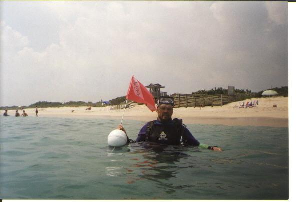 Beach Diving