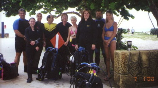 The Pompano Beach Dive Group