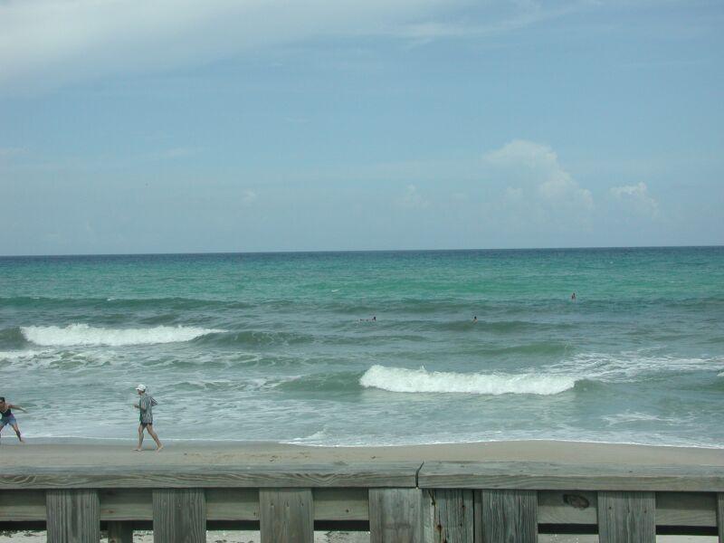 No Beach Diving