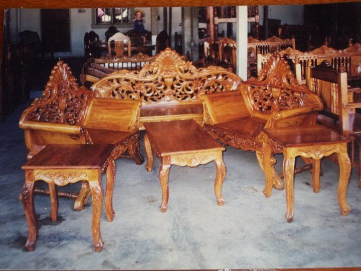 Philippines Fine Woodwork August Shipment Prices Rocking Chairs