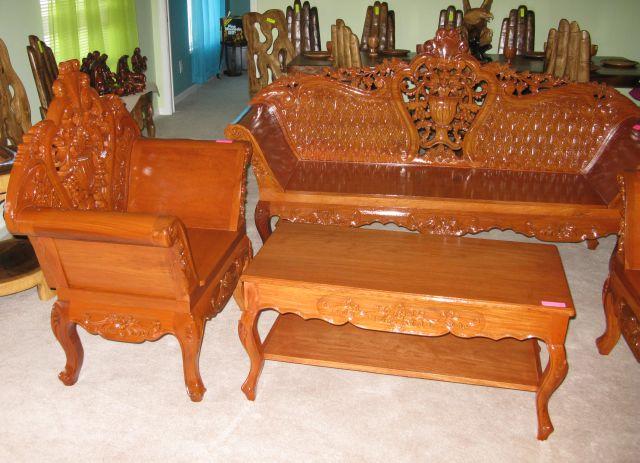 Wood Living Room Furniture Philippines