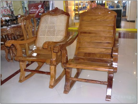 All Rocking Chairs Will Sell For $682 Each