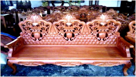 Philippines Fine Woodwork August Shipment Prices - Rocking Chairs