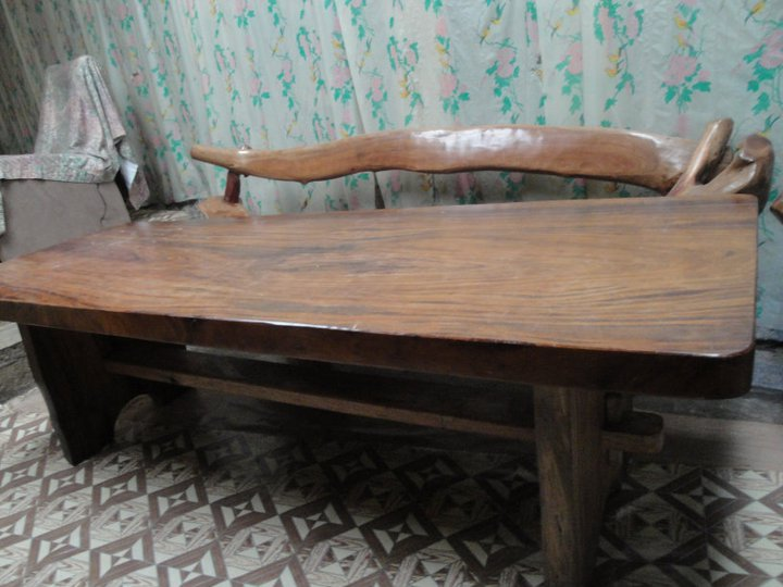 Table dining room 8 ft long 3 ft wide 3 in thick for Dining room 8 feet wide